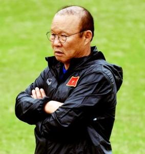 HLV Park Hang Seo lựa chọn bổ sung 5 tuyển thủ cho U22 Việt Nam