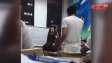 Cô giáo mạt sát học viên nói gì?