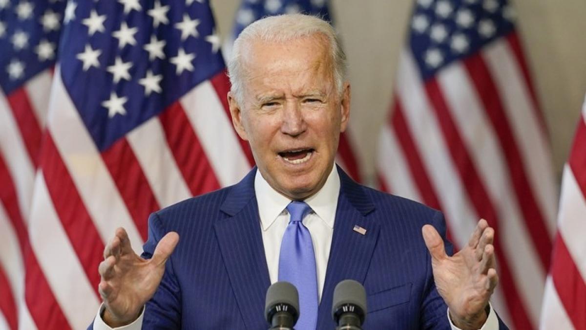 Ông Biden công bố hồ sơ thuế cá nhân ngay trước cuộc tranh luận tổng thống