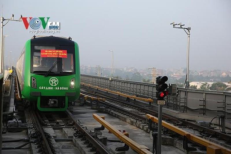 Vì sao phải xin gia hạn trả nợ gốc dự án đường sắt Cát Linh - Hà Đông?