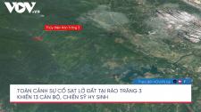 Toàn Cảnh Sự Cố Sạt Lở Tại Thừa Thiên Huế Khiến 13 Cán Bộ, Chiến Sỹ Hy Sinh