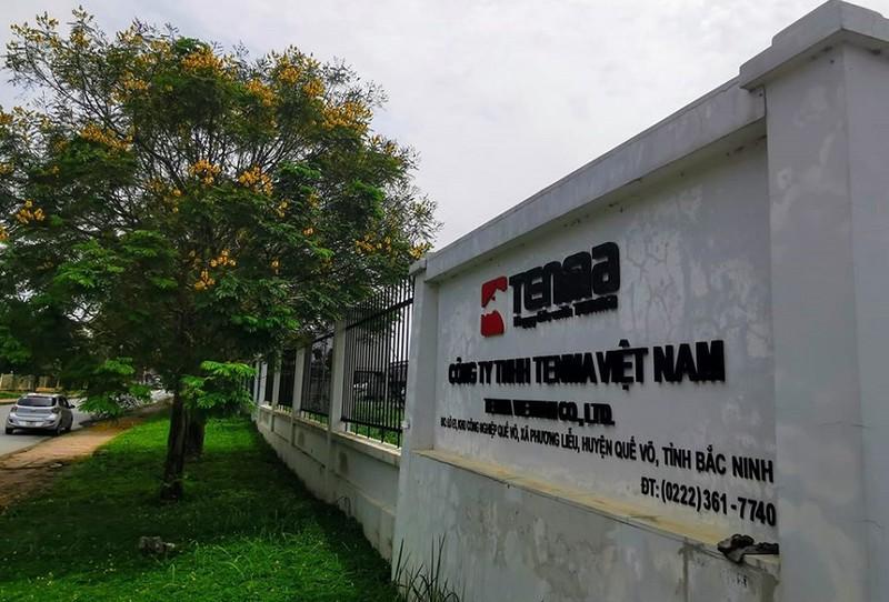 Nghi vấn Tenma hối lộ: Tạm đình chỉ một số công chức Cục Thuế tỉnh Bắc Ninh