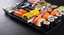 4 Kiểu Sushi Ngon Tuyệt