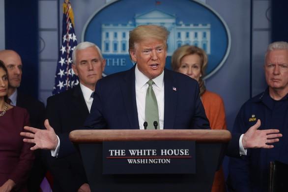 Nước Mỹ trước viễn cảnh tê liệt vì Covid-19, Trump có kịp trở tay?