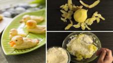 Cách Làm Bánh Con Vịt Từ Khoai Tây Ngon Ngất Ngây Cho Bé