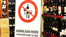 Quy Định Cấm Bán Rượu, Bia Cho Người Dưới 18 Tuổi Vẫn Chưa Được Thực Hiện?