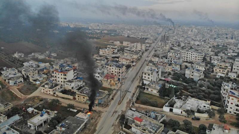 Sự can thiệp của Thổ Nhĩ Kỳ ở Syria không thể cản chiến dịch Idlib