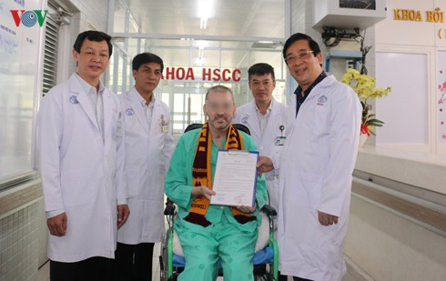 Báo quốc tế: BN 91 – Biểu tượng chiến thắng Covid-19 của Việt Nam