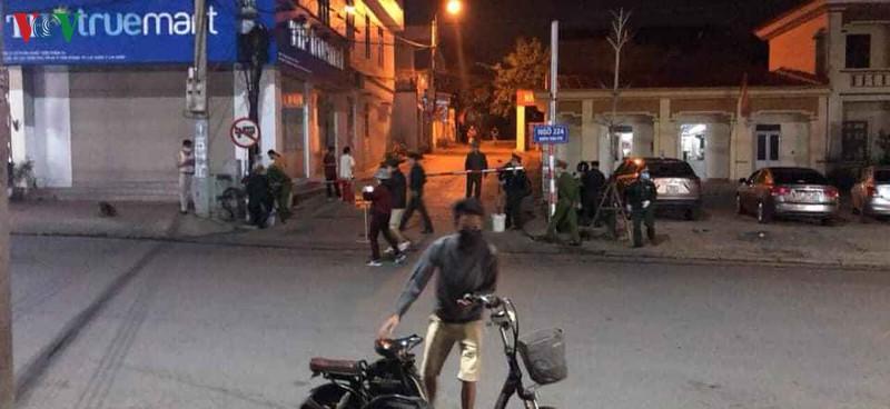 Lai Châu cách ly khu phố nơi bệnh nhân nhiễm Covid-19 thứ 133 lưu trú