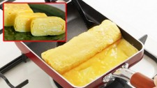 Cách Tráng Trứng 'Nghìn Lớp' Ít Dầu Mỡ Của Đầu Bếp Nhật