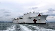 Video: Hải Quân Mỹ Chuẩn Bị Tàu Bệnh Viện Hỗ Trợ Ứng Phó Dịch Covid-19