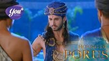 Hoàng Đế Porus : Tập 95