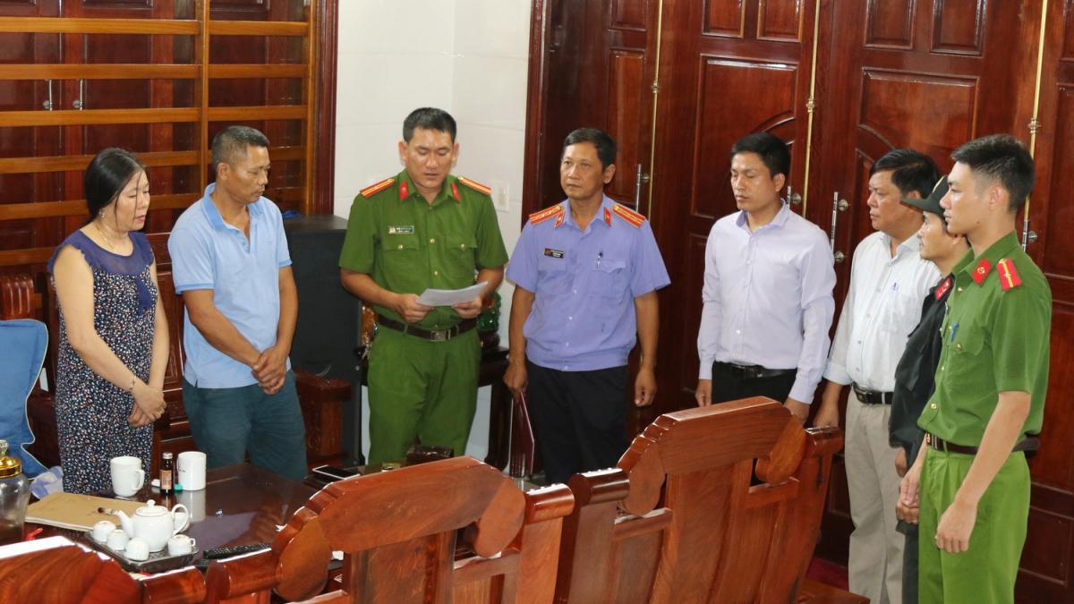Triệt phá đường dây đánh bạc hơn 1.000 tỉ đồng ở Quảng Bình