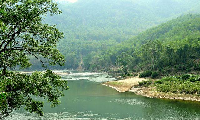 Ký Sự Sông Mã -