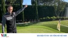 Video: Bale Trình Diễn Kỹ Năng Đánh Golf Siêu Hạng