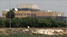 Rocket Rơi Gần Đại Sứ Quán Mỹ Ở Iraq