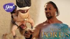 Hoàng Đế Porus:tập 28