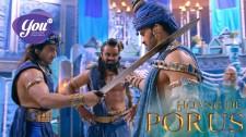 Hoàng Đế Porus : Tập 80