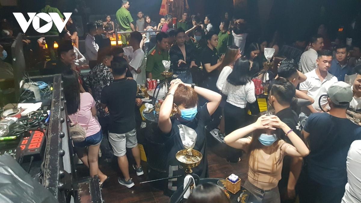 Phát hiện 6 người dương tính ma túy trong quán bar ở Cần Thơ