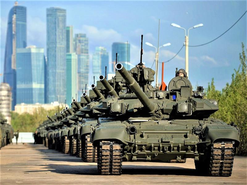 """Lý do Ai Cập """"chấm"""" xe tăng bay T-90MS của Nga"""