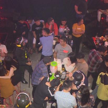 """Nóng 24h: Gần 90 thanh niên mở """"tiệc ma túy"""" trong quán bar, karaoke"""